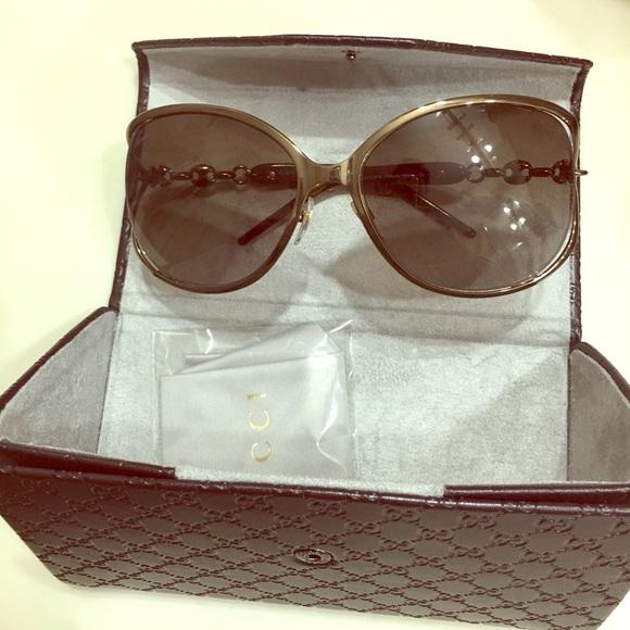 Gucci woman sunglasses